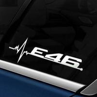 BMW ステッカー E30 E36 E46 E90 E90 E92 ロゴ 窓 316i 320i 325i 328i 330i 335i h00221