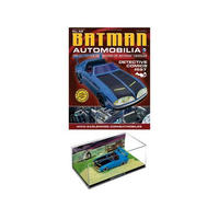 ディーシー Batman Automobilia Collection - No.48 Batmobile (Detective Comics #597)