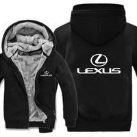 高品質 レクサス LEXUSパーカー あったかい フリースパーカー ジップアップ  衣装 コスチューム 小道具 海外限定 非売品 映画グッズ 映画関連 toyota  レクサスグッズ2