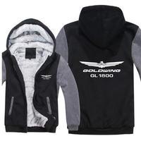 送料無料 高品質 ホンダ HONDA ゴールドウイング GL1800 レーシング パーカー スウェット バイク スクーター オートバイ 海外限定  3