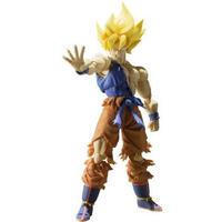 ドラゴンボール Dragon Ball Z バンダイ Bandai Japan フィギュア おもちゃ S.H. Figuarts Super Saiyan Son Goku Action Figure