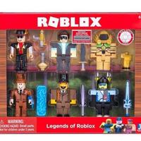 ロブロックス Roblox ジャズウェアーズ Jazwares フィギュア おもちゃ Legends of Action Figure 6-Pack