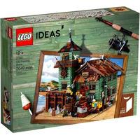 レゴ LEGO おもちゃ Ideas Old Fishing Store Set #21310