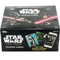 スターウォーズ Star Wars トップス Topps カードゲーム おもちゃ Card Trader Trading Card Hobby Box