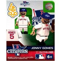MLB Oyo フィギュア おもちゃ Boston Red Sox 2013 World Series Champions Jonny Gomes Minifigure