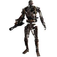ターミネーター Terminator ホットトイズ Hot Toys フィギュア おもちゃ Salvation Endoskeleton T-600 1/6 Collectible Figure