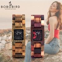 【BOBO BIRD】ボボバード レディース トップブランド25ミリ スモール   S02【自然に優しい天然木】3カラー展開