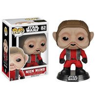 スターウォーズ ファンコ FUNKO Pop! Star Wars: Episode VII - Nien Nunb
