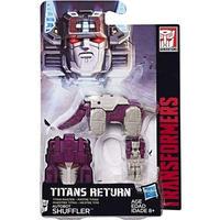 トランスフォーマー Transformers ハズブロ Hasbro Toys フィギュア おもちゃ Generations Titans Return Shuffler Master