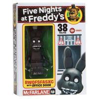 ファイヴナイツアットフレディーズ Five Nights at Freddy's マクファーレントイズ フィギュア おもちゃ RWQFSFASXC with Office Door