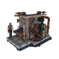 ウォーキング デッド マクファーレン MCFARLANE The Walking Dead Construction Set - The Boiler Room