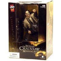 悪魔のいけにえ The Texas Chainsaw Massacre マクファーレントイズ フィギュア おもちゃ Movie Maniacs Series 7 Leatherface 12 Inch