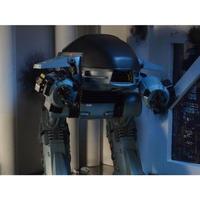 """ロボコップ ネカ NECA 10"""" Robocop ED-209 Figure With Sound"""