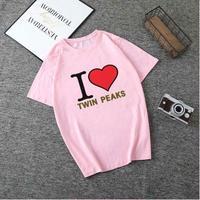 Twin Peaks  ツインピークス  レディース 女性 tシャツ グッズ ドラマ  衣装 コスチューム 小道具 海外限定 非売品 映画グッズ 映画関連  16
