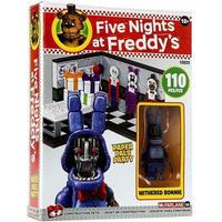 ファイヴナイツアットフレディーズ Five Nights at Freddy's マクファーレントイズ おもちゃ Paper Pals Party Small Construction Set