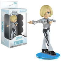 ユーリ!!! on ICE Yuri on Ice ファンコ Funko フィギュア おもちゃ Rock Candy Yurio Vinyl Figure