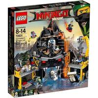 レゴ LEGO おもちゃ The Ninjago Movie Garmadon's Volcano Lair #70631