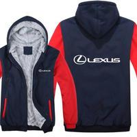 高品質 レクサス LEXUSパーカー あったかい フリースパーカー ジップアップ  衣装 コスチューム 小道具 海外限定 非売品 映画グッズ 映画関連 toyota  レクサスグッズ7