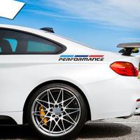 BMW ステッカー サイド 2個入 Mパフォーマンス F30 F10 F20 E90 E60 E40 E36 E46 GT Z 1 2 3 4 5 6 7 Xシリーズ h00201