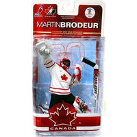 NHL マクファーレントイズ  New Jersey Devils Sports Picks Team Canada Series 2 Martin Brodeur Action Figure