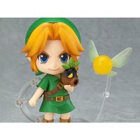 ゼルダの伝説 ゼルダ グッドスマイルカンパニー GOOD SMILE COMPANY Legend of Zelda Nendoroid No.553 Link (Majora's Mask)