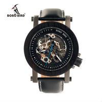 ボボバード【BOBO BIRD】木製腕時計 機械式 木の温もり 自然に優しい天然木 スタイリッシュ