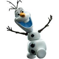 フィギュア おもちゃグッズ Toys and Collectibles Herocross Hybrid Metal Figuration Frozen Olaf Diecast Figure