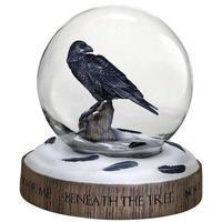 ゲーム オブ スローンズ Game of Thrones ダークホース Dark Horse おもちゃ The Three-Eyed Raven 4.7-Inch Snow Globe