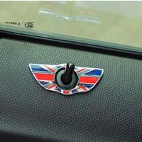 ミニクーパー ドアロックカバー 2個入 Mini Cooper S R55 R56 R60 R61 h00437