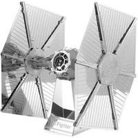 スターウォーズ おもちゃグッズ Toys and Collectibles Fascinations Metal Earth Model Kit - Star Wars Tie Fighter