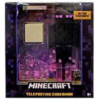 マインクラフト Minecraft マテル Mattel Toys フィギュア おもちゃ Teleporting Enderman Action Figure