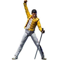 SHフィギュア S.H. Figuarts バンダイ Bandai Japan フィギュア おもちゃ Music Freddie Mercury Action Figure