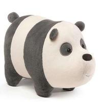ぼくらベアベアーズ We Bare Bears ガンド Gund ぬいぐるみ おもちゃ Panda 12-Inch Deluxe Plush