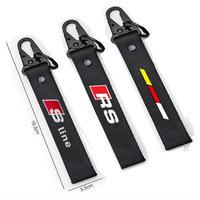 アウディ キーホルダー Sline RS キーリング A1 A3 A4 A5 A6 A6 L A7 A8 S3 S6 Q3 Q5 Q7 TT S RS h00343