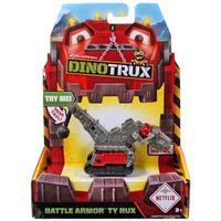ディノトラックス Dinotrux マテル Mattel Toys フィギュア おもちゃ Battle Armor Ty Rux Diecast Figure
