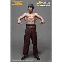 ブルース リー Bruce Lee ストーム コレクションズ Storm Collectibles フィギュア おもちゃ Exclusive 1/12 Statue [Brown Pants]