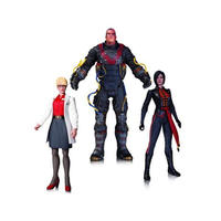 ディーシー ディーシー DC COLLECTIBLES Batman: Arkham Origins Three Pack Version Two