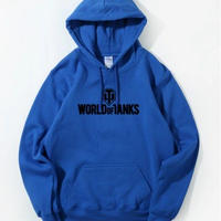 World of Tanks ワールドオブタンクス WoT ロゴパーカー  ゲームグッズ  WoTグッズ  2