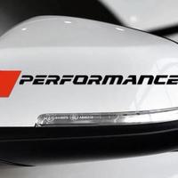 BMW ステッカー デカール 2個入り ドアミラー 室内ステッカー e90 e46 f30 f10 f07 f34 x1 x3 x4 x5 e70 f15 x6 f16 M3 M5 h00062
