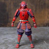 スパイダーマン Bandai Meisho Manga Realization Marvel Comics Samurai Spider-Man