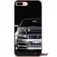 スカイライン GTR  シリコン Iphone ケース アイフォンケース nissan 日産 SKYLINE  17