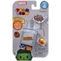 マーベル Marvel ジャックスパシフィック Jakks Pacific フィギュア おもちゃ Tsum Tsum Series 4 Ms. & Nova 1-Inch Minifigure