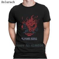 サイバーパンク 2077  ゲーム デザイン Tシャツ  Cyberpunk 2077
