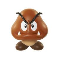 """任天堂 ニンテンドー ジャックスパシフィック JAKKS PACIFIC World of Nintendo 2.50"""" Limited Articulation Figure - Goomba"""