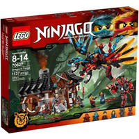 レゴ LEGO おもちゃ Ninjago Dragon's Forge Set #70627