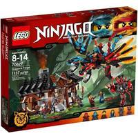 レゴ LEGO おもちゃ Ninjago Dragon's Forge Set #70627