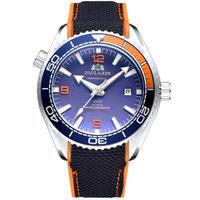 PAULAREIS P メンズ 自動巻腕時計  ジェームズ・ボンド 007スタイル ラバーバンド ボンドウォッチオマージュ 14カラー展開