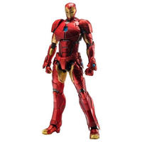 アイアンマン Iron Man センチネル Sentinel フィギュア おもちゃ Marvel Re:Edit Action Figure [Shape Changing Armor]