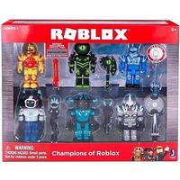ロブロックス Roblox ジャズウェアーズ Jazwares フィギュア おもちゃ Champions of Action Figure 6-Pack