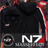 ゲームグッズ    マスエフェクト N7 パーカー  コスプレ Mass Effect